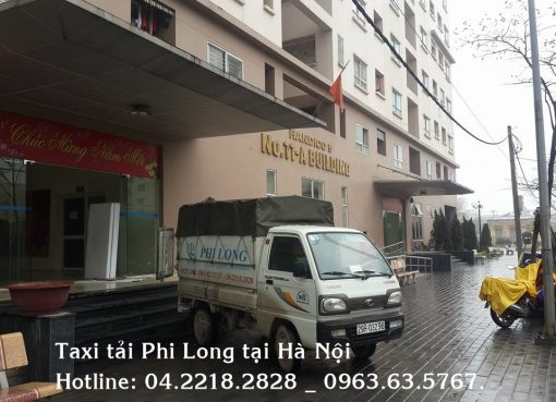 Dịch vụ cho thuê xe tải Phi Long tại quận Hà Đông