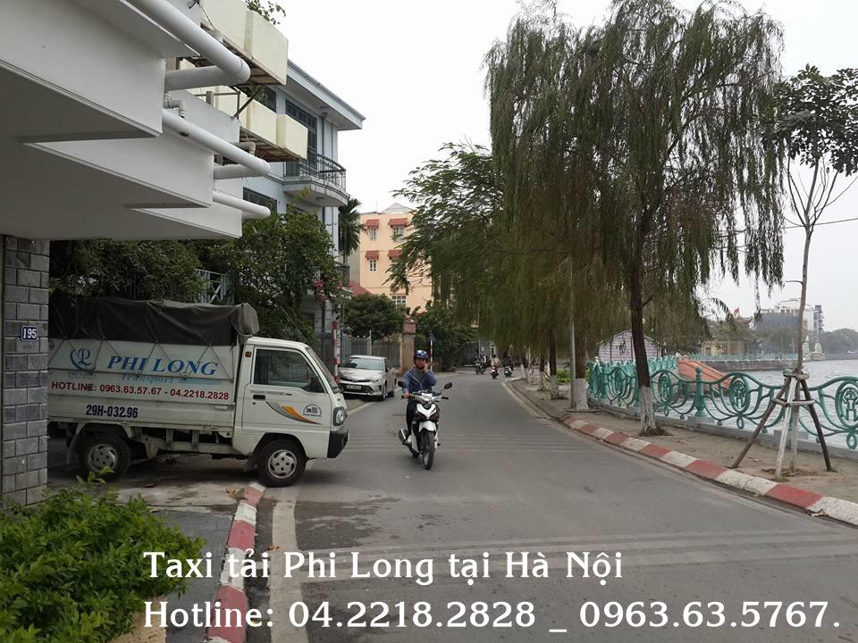 Dịch vụ chở hàng thuê Phi Long tại phố Chiến Thắng
