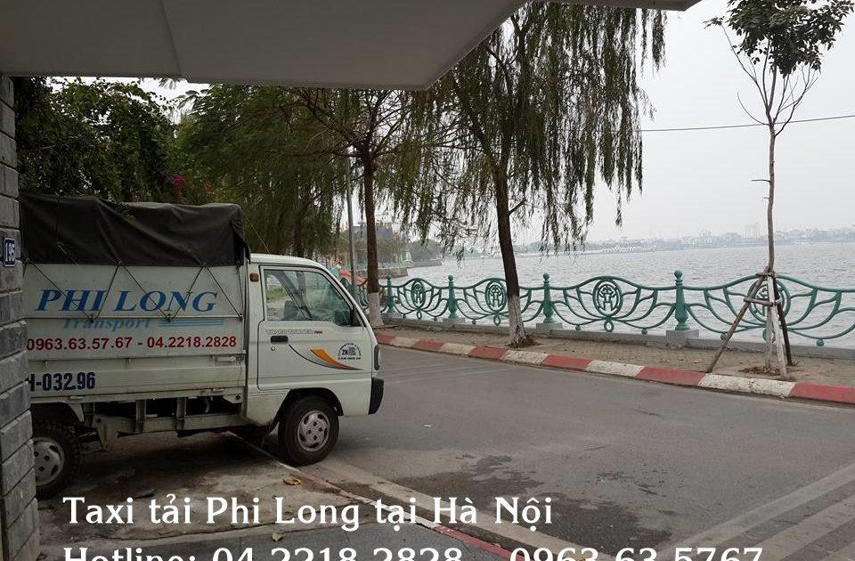 Cho thuê xe tải tại quận Tây Hồ