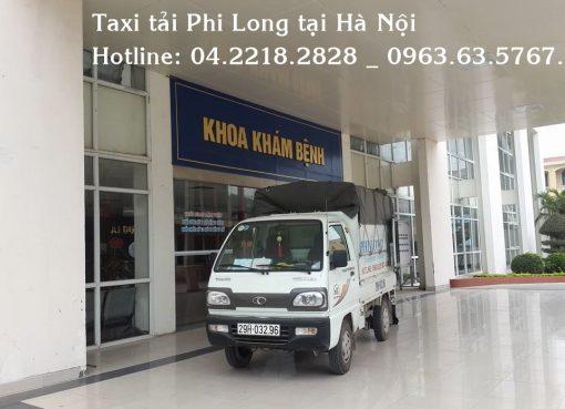 Dịch vụ cho thuê xe tải tại quận Tây Hồ Phi Long