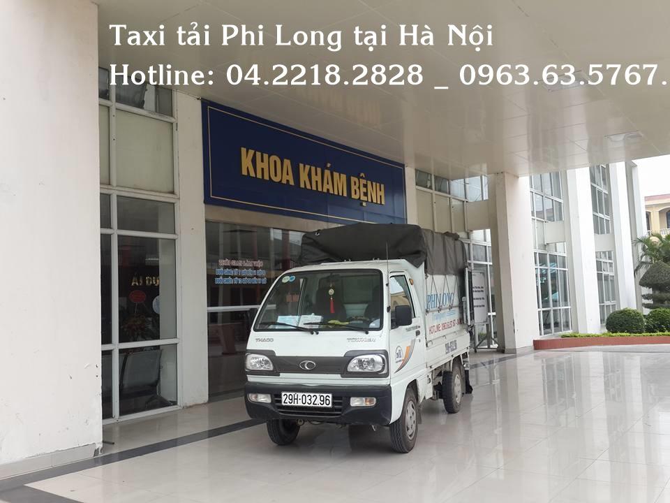 Dịch vụ cho thuê xe tải giá rẻ Phi Long quận Hai Bà Trưng