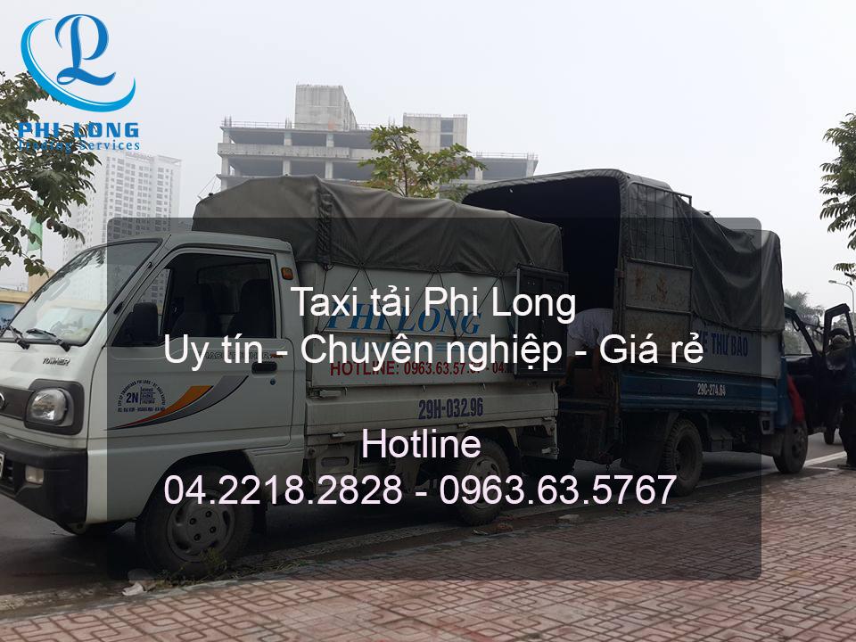 Dịch vụ cho thuê xe tải tại quận Hoàng Mai Phi Long