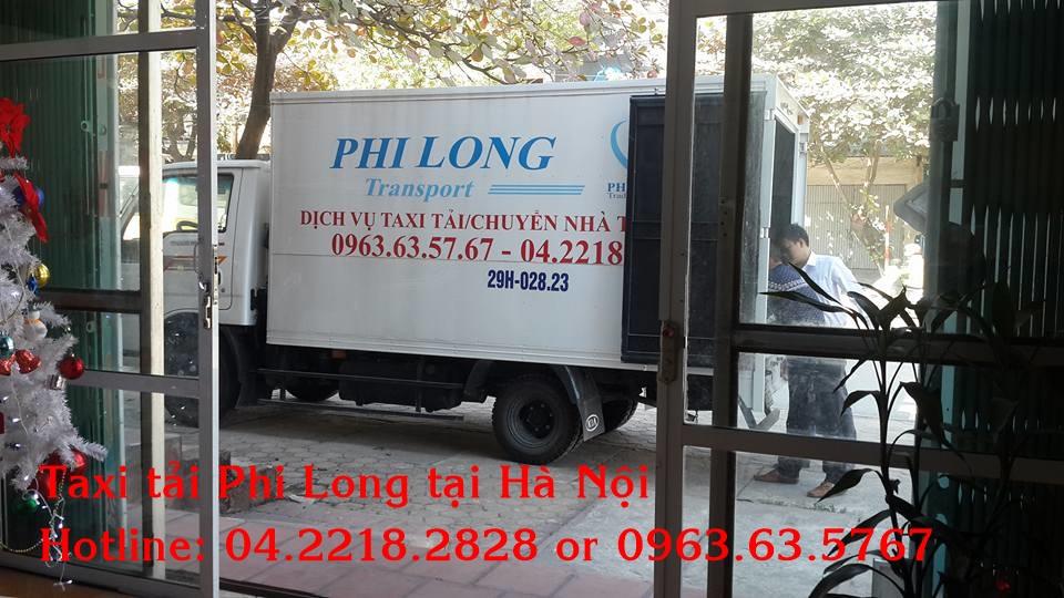 Dịch vụ cho thuê xe tải Phi Long giá rẻ tại quận Long Biên
