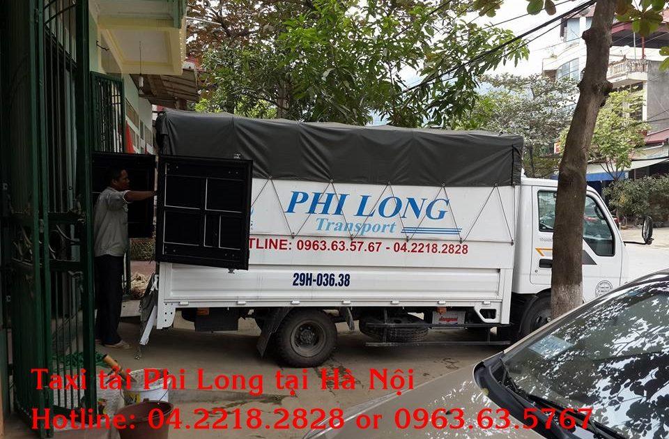 Taxi tải Phi Long 1,25 tấn tại Hà Nội