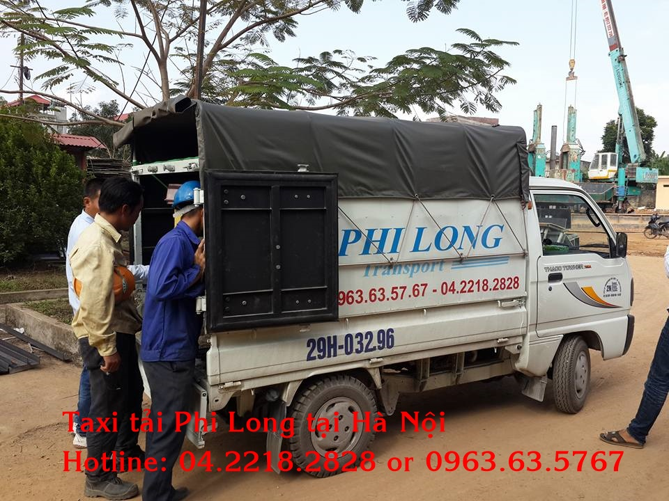 Taxi tải 5 tạ Phi Long tại thành phố Hà Nội