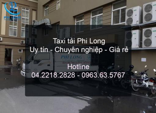 Cho thuê xe tải tại quận Thanh Xuân
