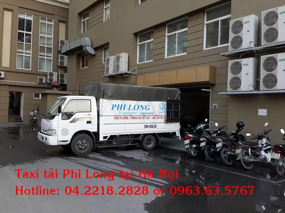 Cho thuê xe tải giá rẻ Phi Long tại quận Hoàng Mai