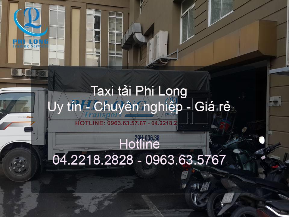 Dịch vụ cho thuê xe tải tại quận Thanh Xuân