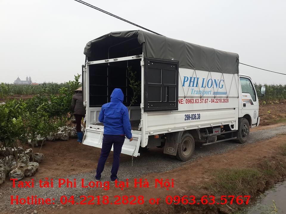 Dịch vụ cho thuê xe tải chuyển nhà trọn gói giá rẻ tại tại phố Bạch Thái Bưởi