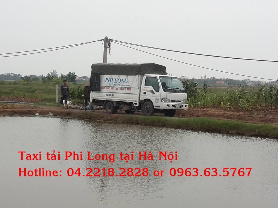 Cho thuê xe tải chuyên nghiệp giá rẻ tại quận Hoàng Mai