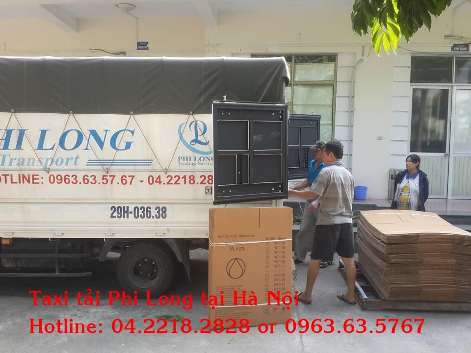 Cho thuê xe tải tại quận Long Biên uy tín giá rẻ