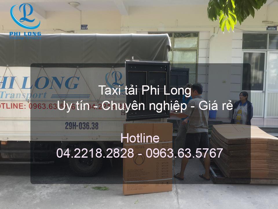 Cho thuê xe tải giá rẻ tại quận Hoàng Mai