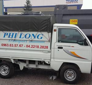 Cho thuê xe tải Phi Long tại phố Nguyễn Văn Lộc