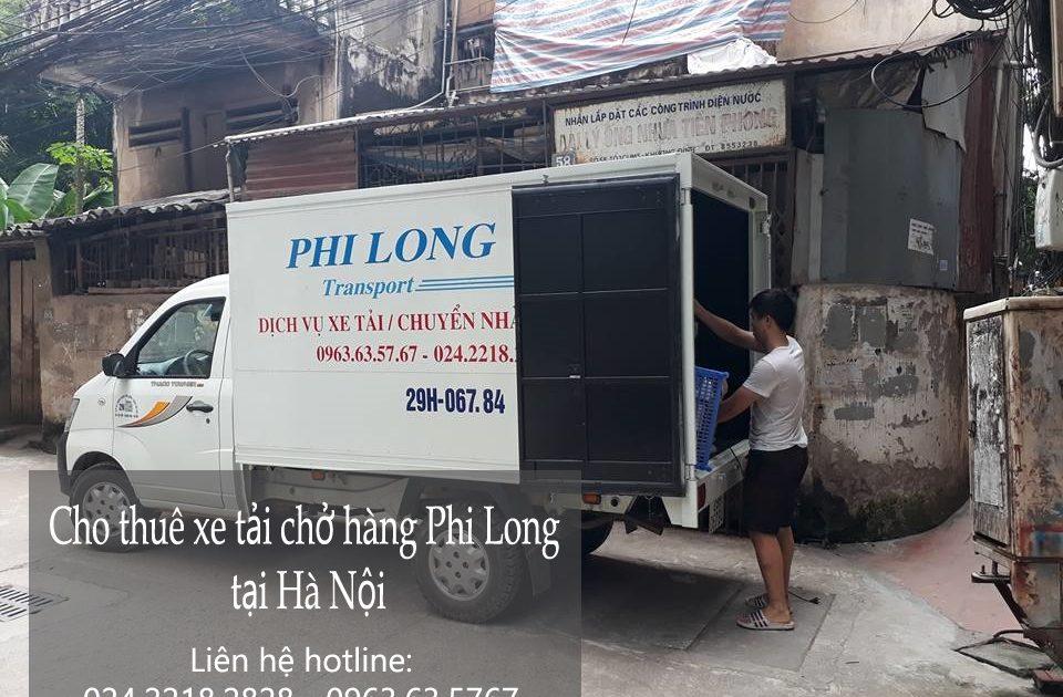 Dịch vụ cho thuê xe taxi, xe tải tại phố Vạn Hạnh-0963.63.5767