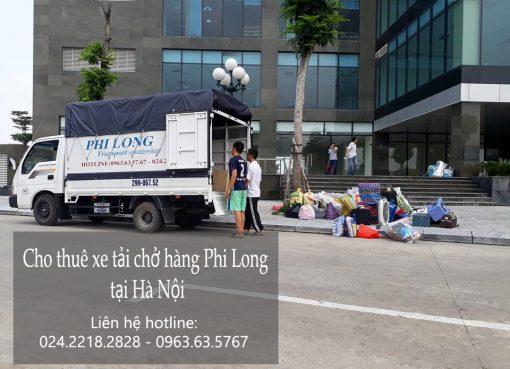 Dịch vụ chở hàng thuê tại phố Đức Giang