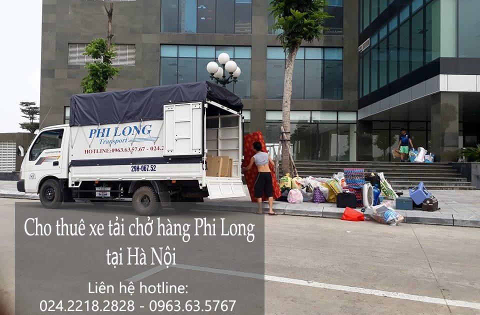 Dịch vụ cho thuê xe tải nhỏ 500kg tại phố Mai Phúc - 0963.63.576