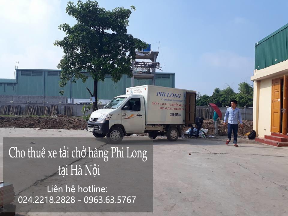 Dịch vụ chở hàng thuê tại phố Phúc Hoa