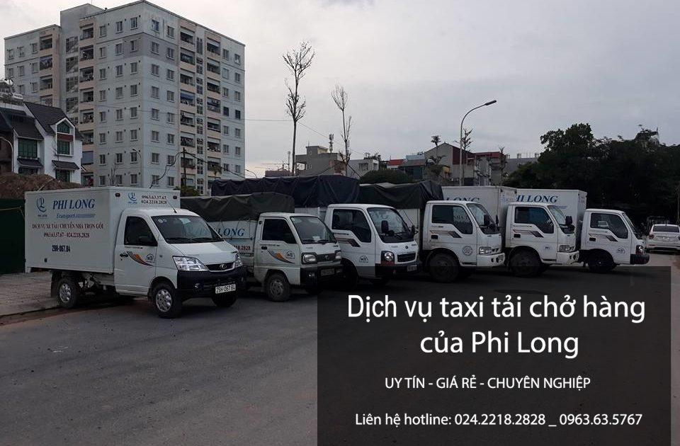 Dịch vụ chở hàng thuê tại phố Huỳnh Tấn Phát