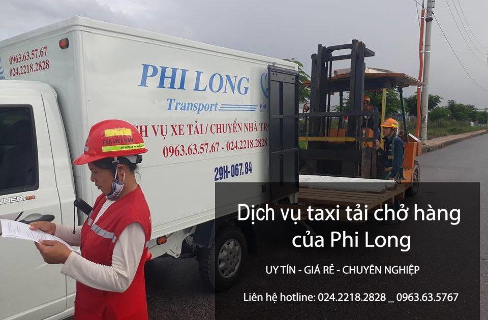 Dịch vụ chở hàng thuê tại phố An Trạch