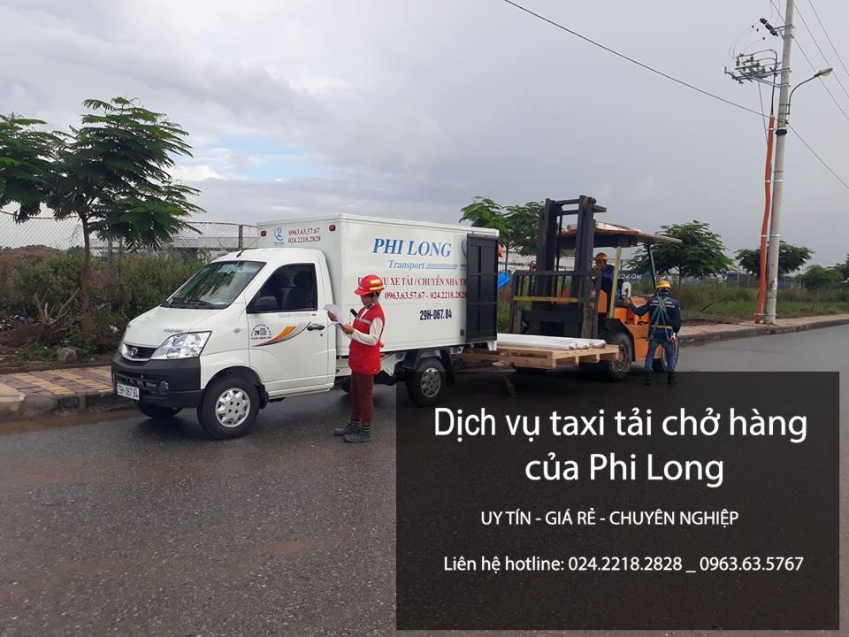 Dịch vụ chở hàng thuê tại phố Nguyễn Công Trứ