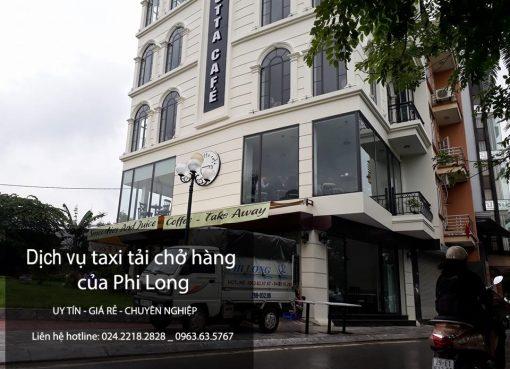 Cho thuê xe tải chở hàng giá siêu rẻ tại phố Định Công