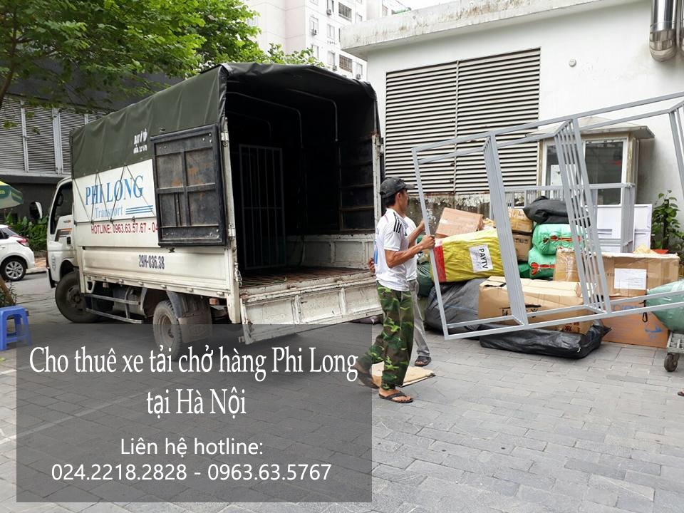 Dịch vụ chở hàng thuê tại phố Đặng Vũ Hỷ-0963.63.5767