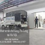 Dịch vụ chở hàng thuê tại phố Phú Thượng