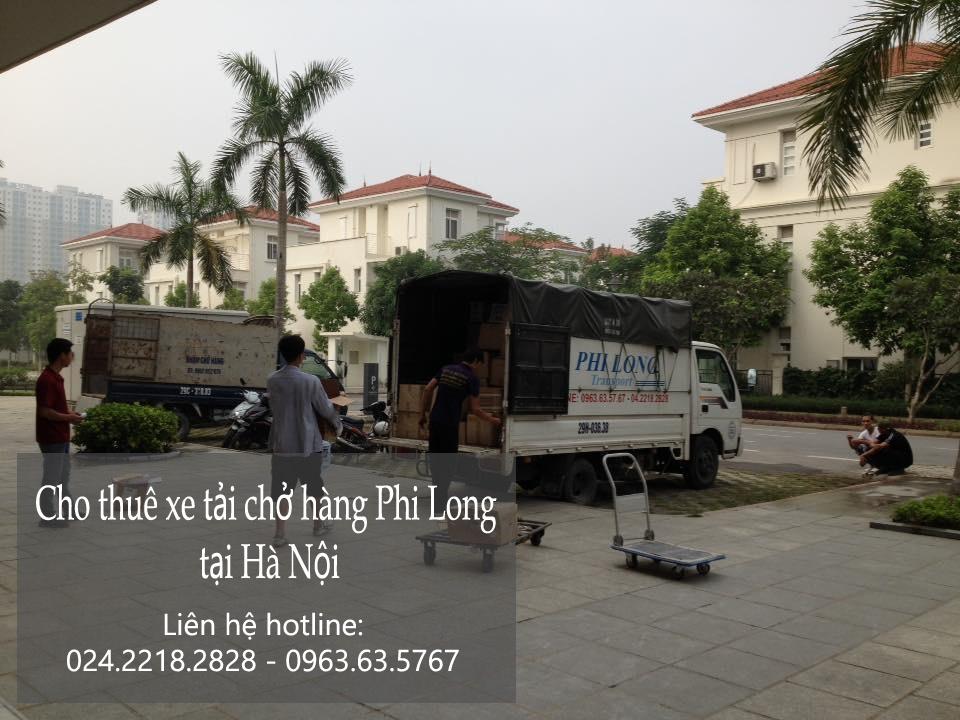 Dịch vụ cho thuê xe tải chở hàng tại phố Gia Quất-0963.63.5767
