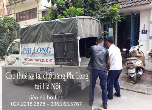 Dịch vụ chở hàng thuê bằng xe tải 1 tấn tại phố Vĩnh Hồ