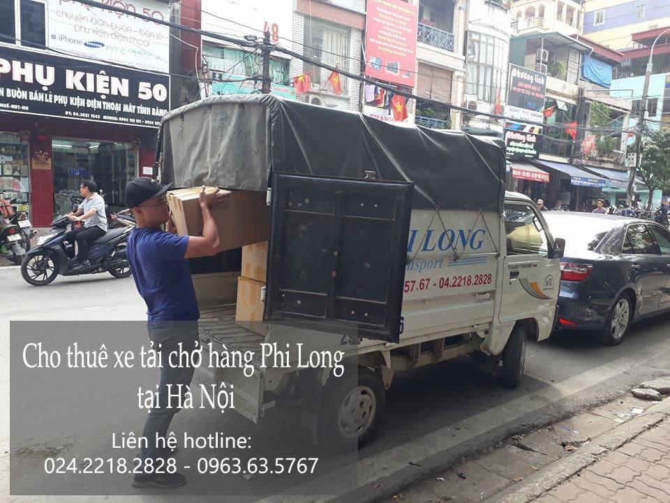 Dịch vụ chở hàng thuê tại phố Vũ Xuân Thiều