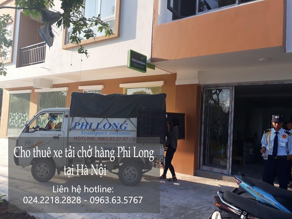 Dịch vụ chở hàng thuê tại phố Hoàng Như Tiếp