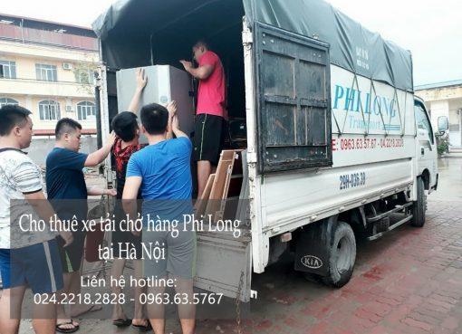 Dịch vụ chở hàng thuê bằng xe tải tại phố Lâm Hạ-0963.63.5767