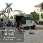 Dịch vụ cho thuê xe tải chở hàng giá rẻ Phi Long tại phố Nguyễn Ngọc Nại
