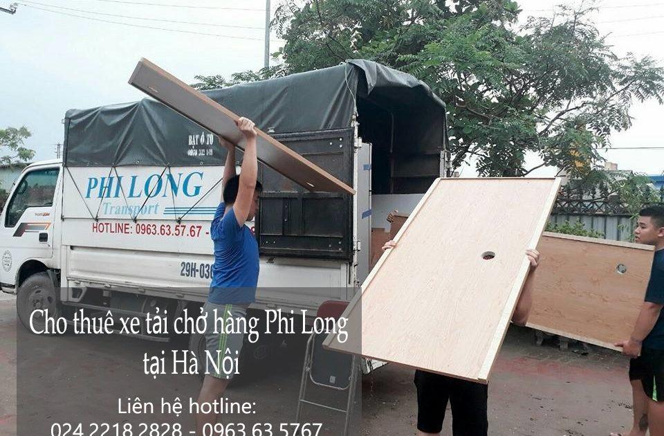 Cho thuê xe tải chở hàng giá rẻ tại phố Đàm Quang Trung-0963.63.5767