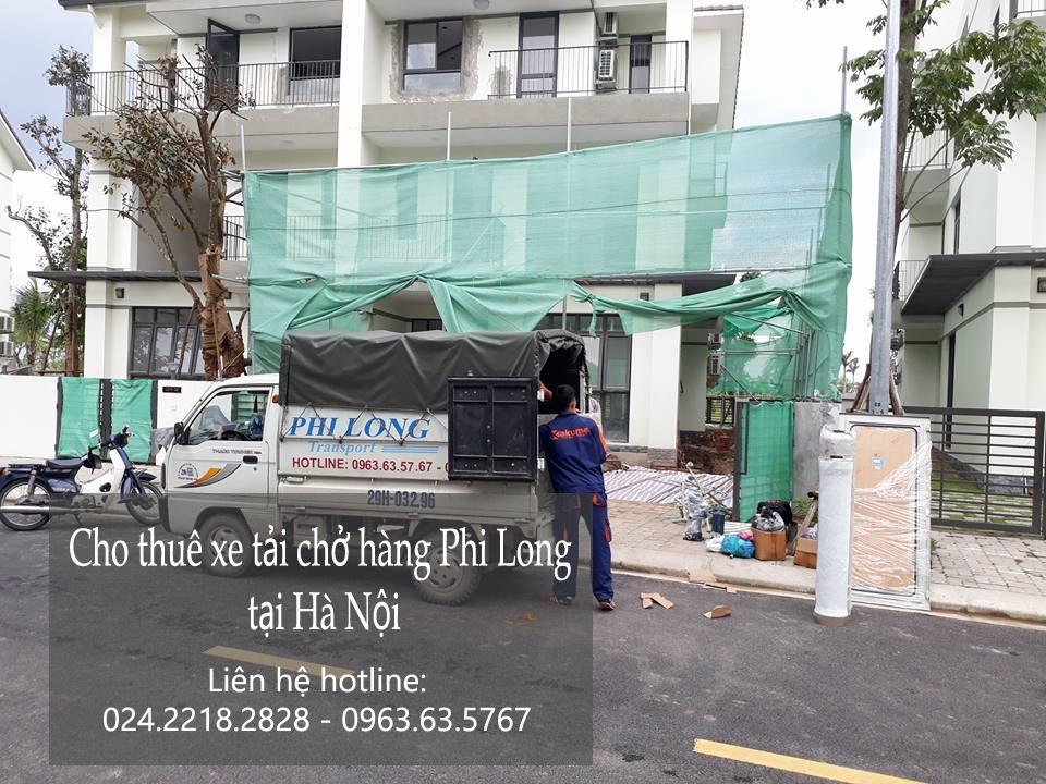 Dịch vụ chở hàng thuê phố Nguyễn Cao Luyện-0963.63.5767