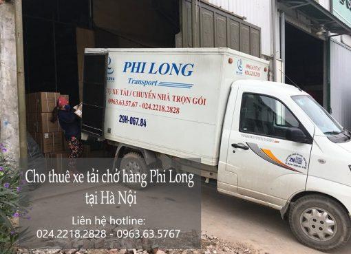 Dịch vụ chở hàng thuê tại phố Nguyễn Hữu Thọ
