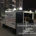 Dịch vụ chở hàng thuê bằng xe tải 5 tạ tại phố Nam Dư