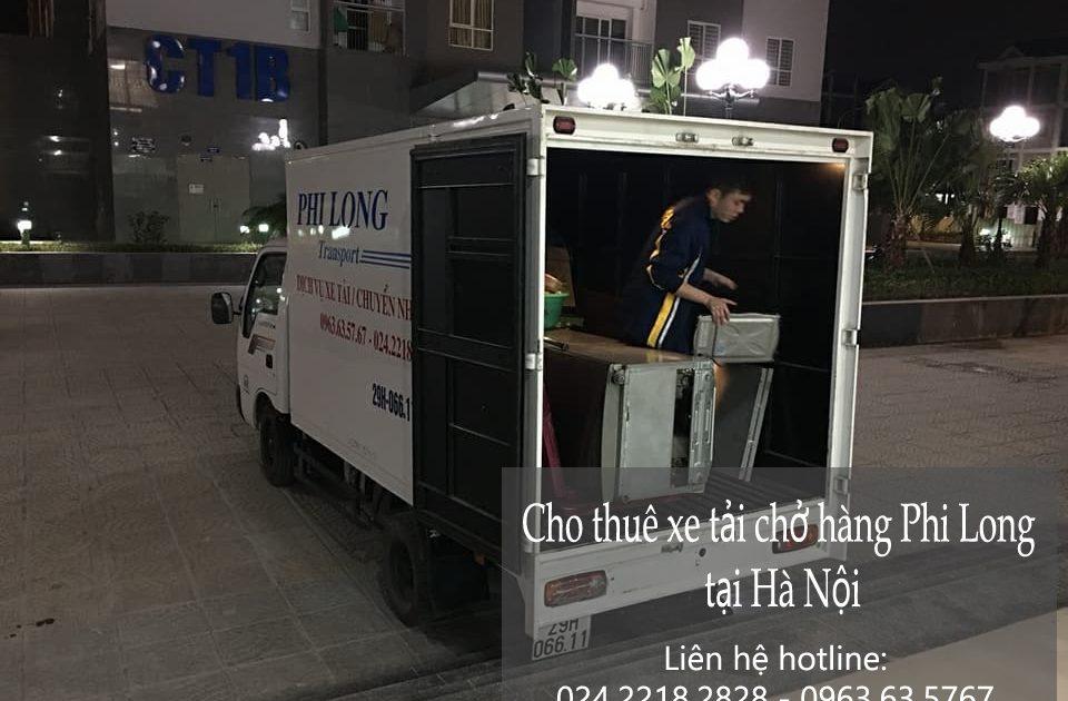 Dịch vụ chở hàng thuê tại phố Phương Mai