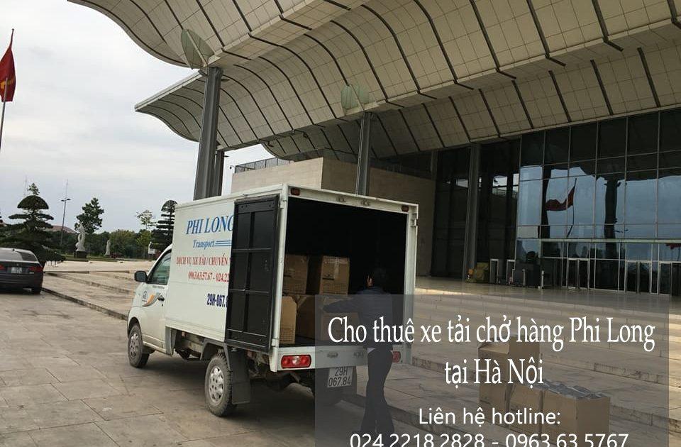 Dịch vụ chở hàng thuê tại phố Yên Duyên