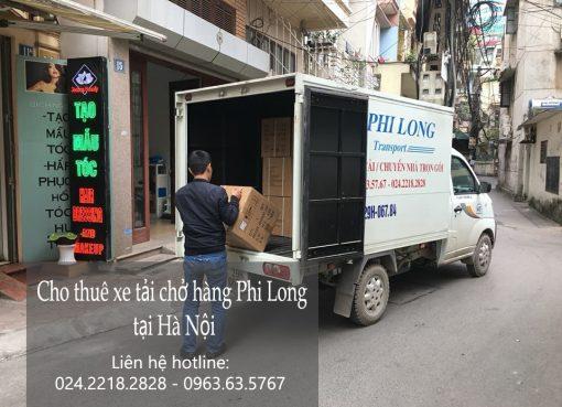 Dịch vụ chở hàng thuê tại phố Thanh Yên