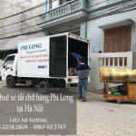Dịch vụ chở hàng hóa tại phố Thượng Thanh