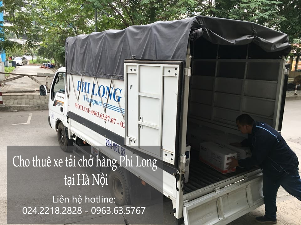 Dịch vụ chở hàng thuê tại phố Hội Xá