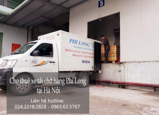 Dịch vụ chở hàng thuê tại phố Ỷ Lan