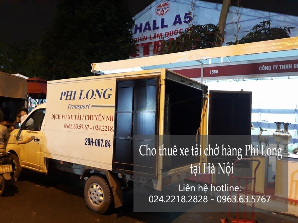 Dịch vụ chở hàng thuê tại phố Kim Giang