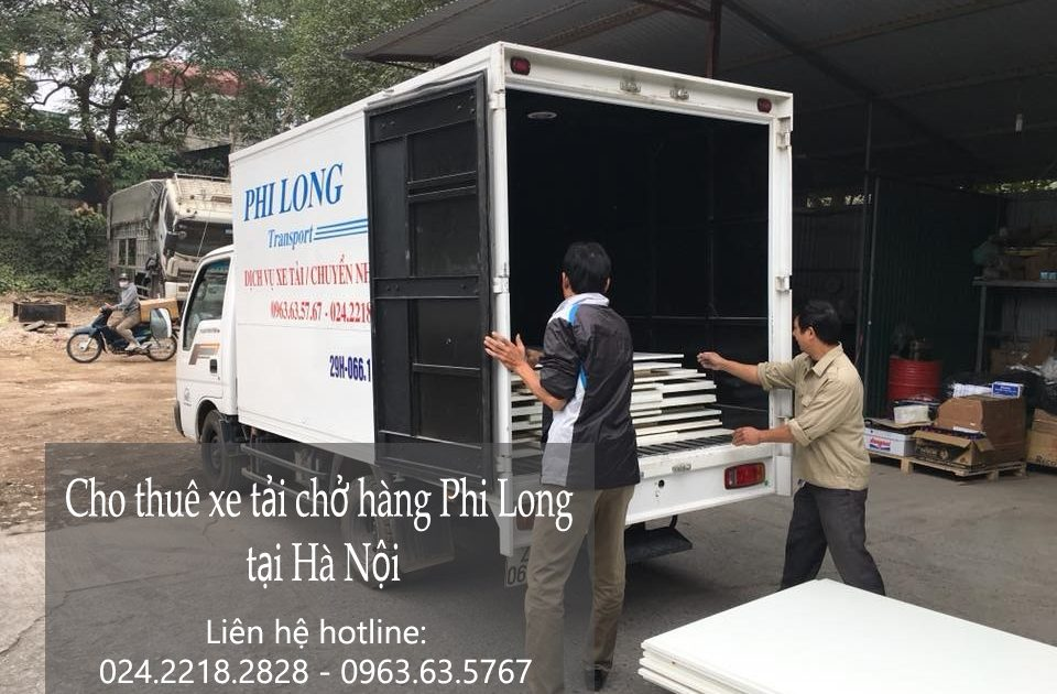 Dịch vụ chở hàng thuê tại phố Nguyễn Tri Phương