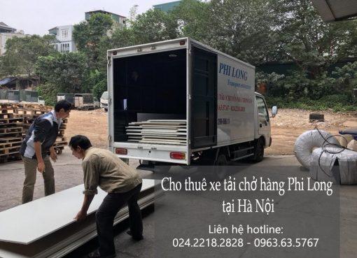 Dịch vụ chở hàng thuê tại phố Phó Đức Chính