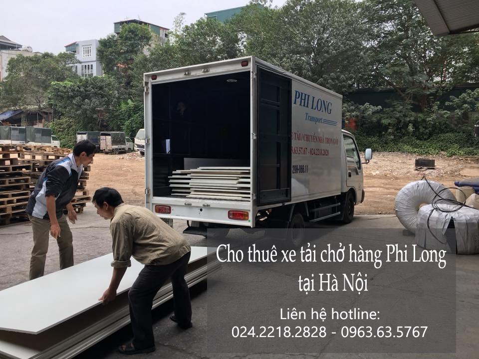 Dịch vụ chở hàng thuê tại phố Trần Thủ Độ