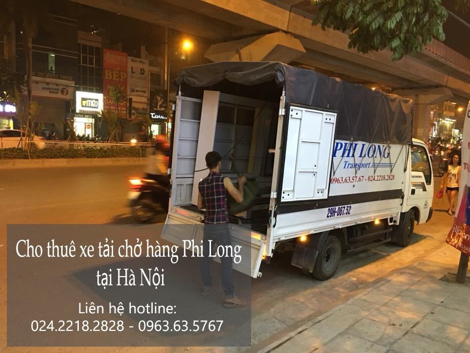 Dịch vụ chở hàng thuê tại phố Quỳnh Đô