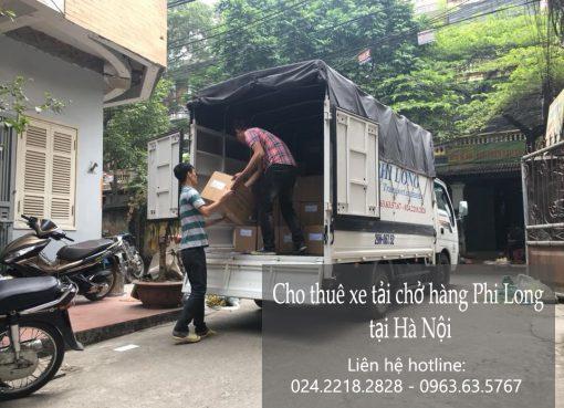 Dịch vụ cho thuê xe tải uy tín tại phố Đặng Dung