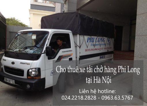 Dịch vụ chở hàng thuê tại phố Ngô Tất Tố